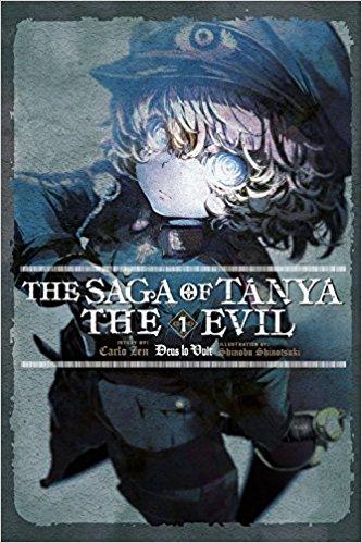 Tanya the Evil LN cover.jpg