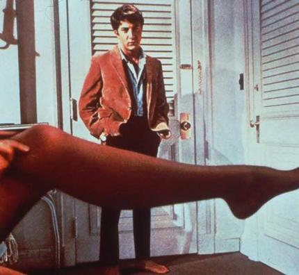 File:The Graduate, Leg Shot.jpg