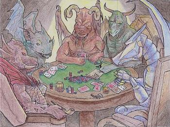 Elder Dragons Playing Poker 1935.jpg
