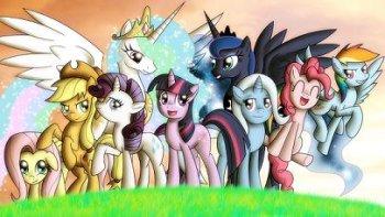 Pony POV Series - All The Tropes