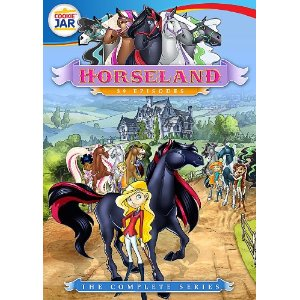 Horseland - All The Tropes