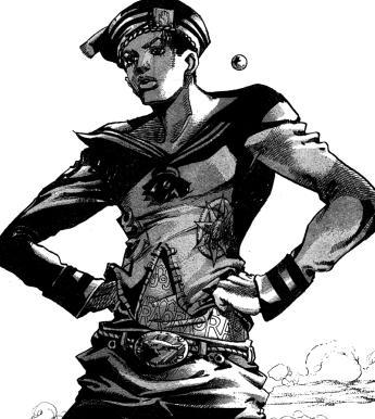 JoJo's Bizarre Adventure/Characters - All The Tropes