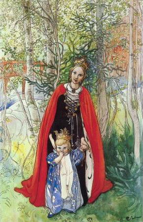 Carl Larsson Spring Princess 1898.jpg
