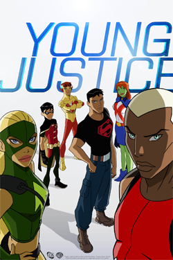 Young Justice Animation