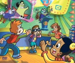 Cyberchase All The Tropes