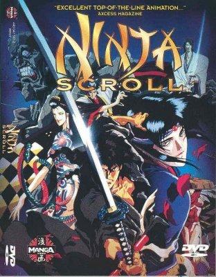 Ninja Scroll All The Tropes