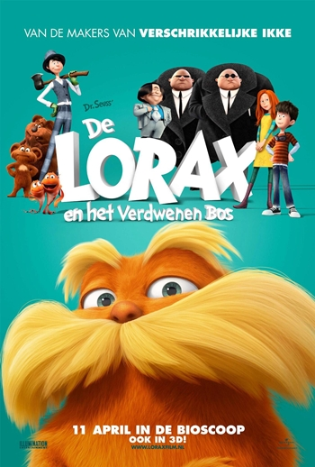 The Lorax (film) - All The Tropes