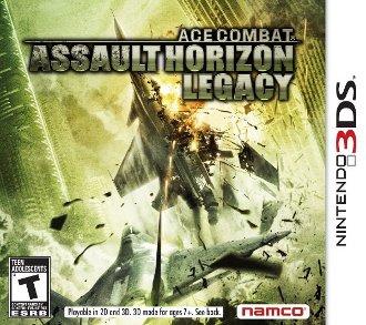 Ace Combat: Assault Horizon Legacy - All The Tropes