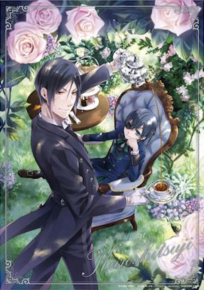 Black Butler (manga) - All The Tropes