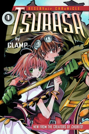 Tsubasa Volume 1.jpg