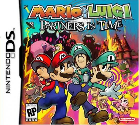 Mario Luigi Partners In Time All The Tropes