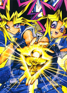 yu gi oh anime all the tropes
