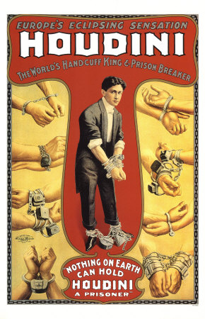 MP3546~Harry-Houdini-Posters.jpg