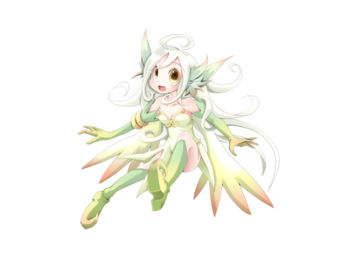 Sylph Monster Girl Quest Png