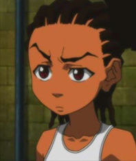 The Boondocks Characters All The Tropes