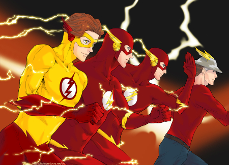 The Flash - All The Tropes
