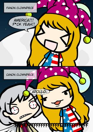 Canon vs fanon clownpiece.png