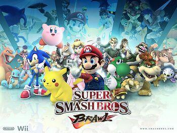 Super Smash Bros  - All The Tropes