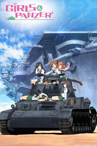 Girls und Panzer cr.jpg
