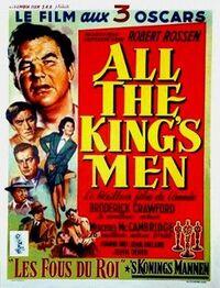 All the Kings Men 1949 Poster2.jpg