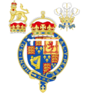 Coat of arms of Stuart Prince of Wales.png
