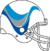 USFL Breakers helmet 1983-1985.png