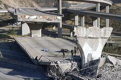 2017 Pawnee earthquake freeway.jpg