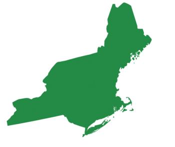 Location of Northeast Union