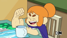 Craig of the Creek S03E20 — Kelsey's arm muscle flex 004.png