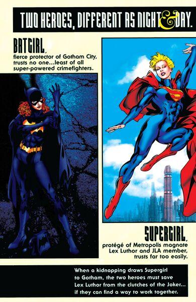 Elseworld's Finest – Supergirl & Batgirl Vol 1 000b.jpg