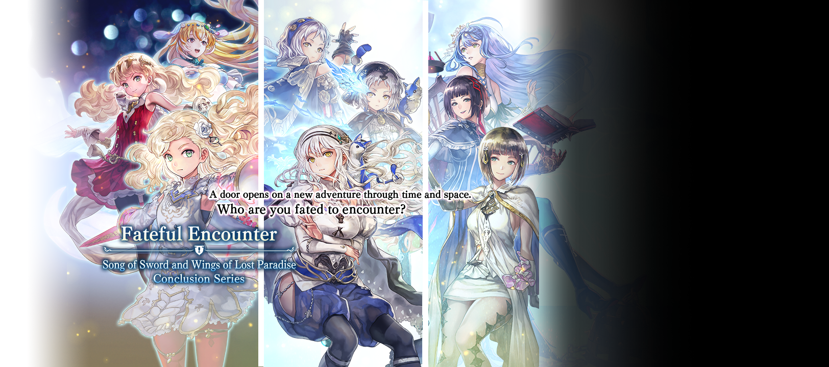 Fateful Encounter (2.7.9) Song of Sword and Wings of Lost Paradise Conclusion Series.png