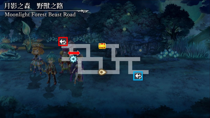 Moonlight Forest (Another Dungeon) Minimap 2.png
