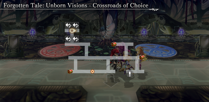 Forgotten Tale- Unborn Visions (Another Dungeon) Minimap 3.png