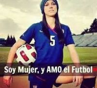 Historia del fútbol femenino