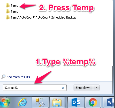 How To Open Tmp File