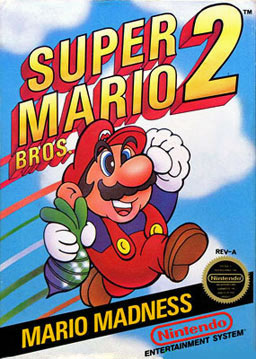 Super Mario Bros 2 Awesome Games Wiki Uncensored