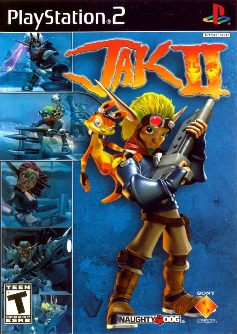 Jak Ii Awesome Games Wiki Uncensored