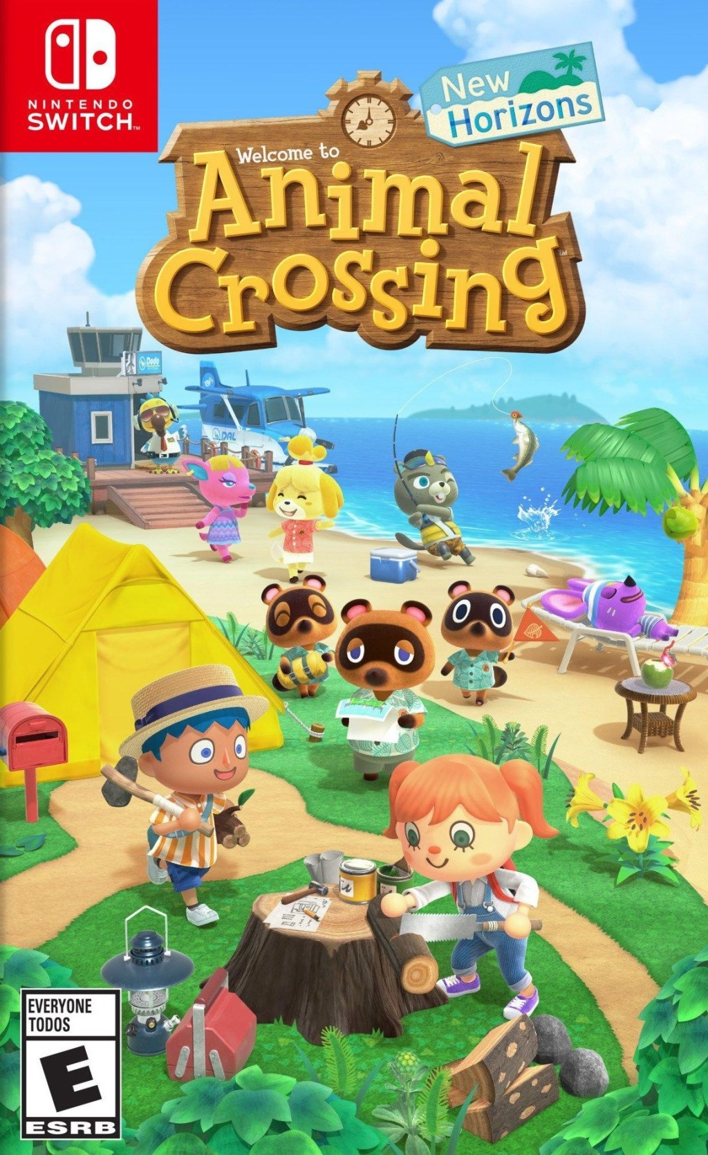 Animal Crossing: New Horizons - Why its ranked No. 21 on