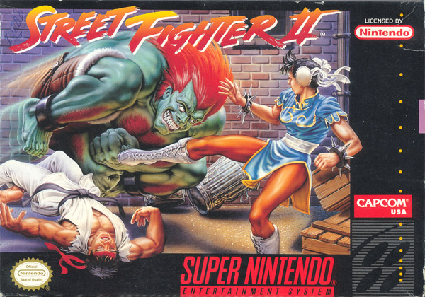 Street Fighter Ii Awesome Games Wiki Uncensored