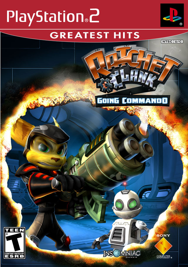 Ratchet & Clank: Going Commando - Awesome Games Wiki ...