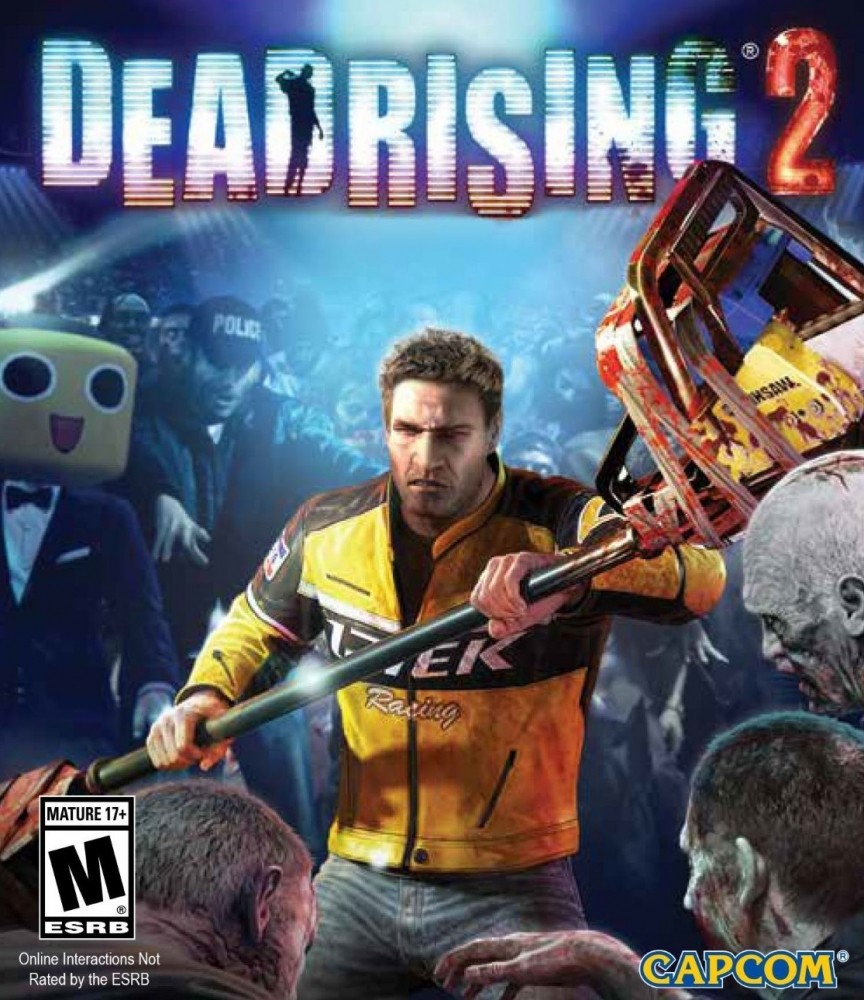 Dead Rising 2 Awesome Games Wiki Uncensored