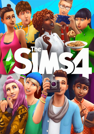 The Sims 4 Box Art after Rebranding.png