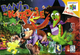 Banjo-Kazooie - A game that gave Rare its most memorable duo yet.