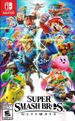 Super Smash Bros. Ultimate - A fighting game featuring tons of characters both famous and obscure.