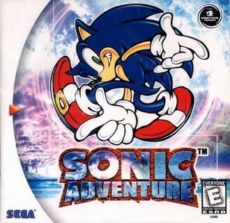 Sonic Adventure - Awesome Games Wiki Uncensored