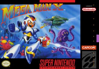 Mega Man X - Awesome Games Wiki Uncensored