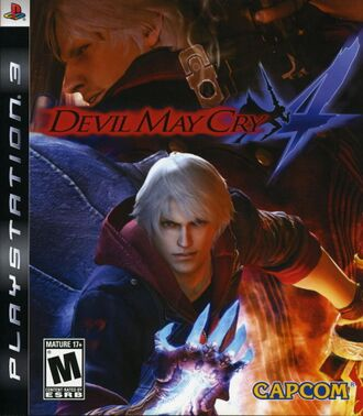 Devil May Cry 4 Awesome Games Wiki The time has come and so have i, i laugh last because you came to die. devil may cry 4 awesome games wiki