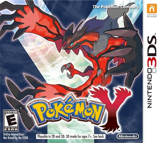 Pokémon X and Y - Awesome Games Wiki Uncensored