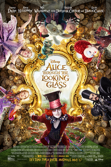 Alice Through the Looking Glass (2016 film) poster.png