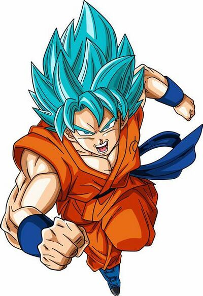 I am Son Goku! Do you think you can stop me?!